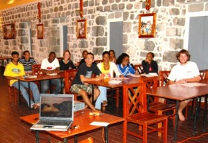First Cabrits student camp held