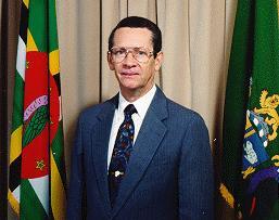 Former head of state dies