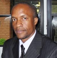 Opposition Leader Hector John