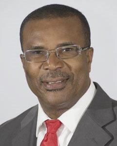 Health Minister Julius Timothy