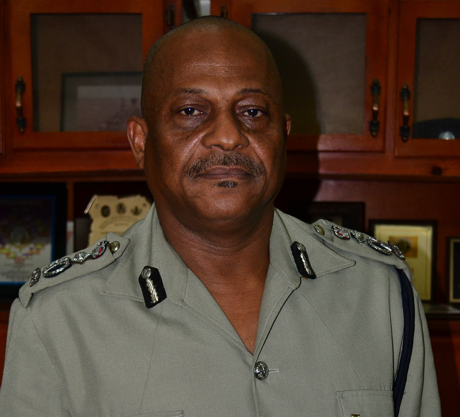 Dealers: Top Cop Denounces Use Of Firearms By Alleged Drug Dealers