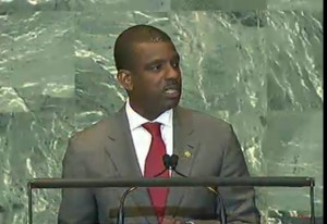 Henderson is expected to give Dominica's position on gay rights at the meeting in Geneva