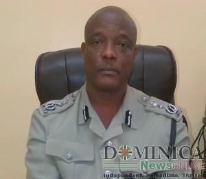 Police Commissioner Daniel Carbon
