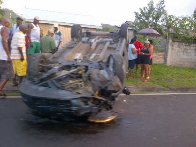 accident canefield
