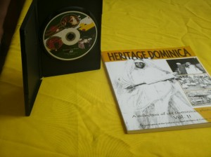 The DVD and book