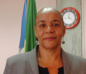 Permanent Secretary in the Ministry of Tourism, Claudia Bellot