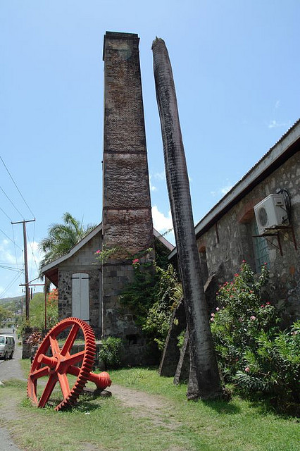 Old Mill Cultural Centre, Dominica