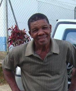 The victim was found dead near his home