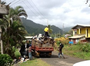 LETTER TO THE EDITOR: Proper Garbage collection in Dominica