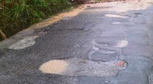 A rural east coast road