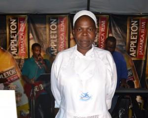 Iron Chef Dominica 2013 Jemer Joseph