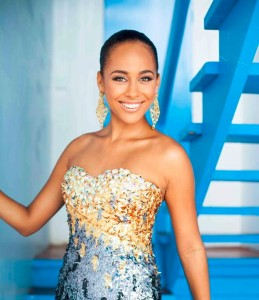 Armour-Shillingford is Dominica's rep at Miss World 2013