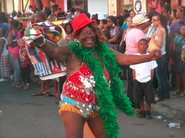 Ma Blanc at Carnival 2013
