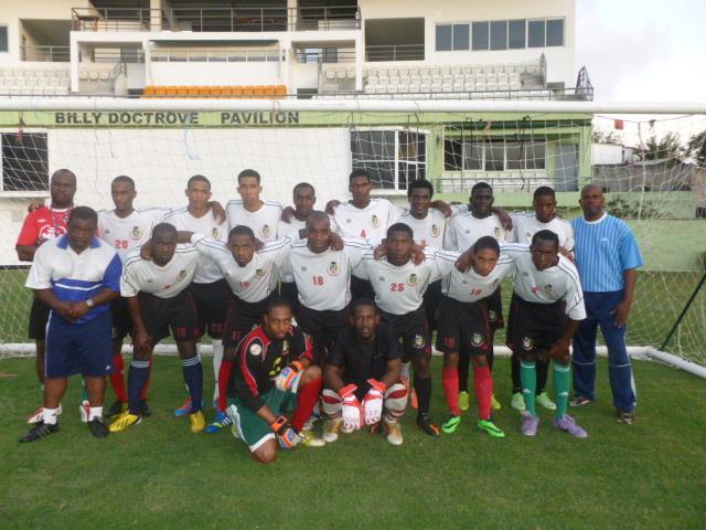 National football players