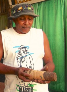 Mapucho Tobacco a gift of great significance between indigenous cultures