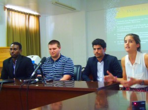 Students from University of Dayton ETHOS program to help improve manufacturing sector in Dominica