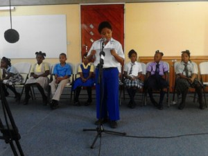 Jarett Jean-jacques tops a quarter-final of DBS reading competion