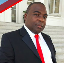 Esprit said he was selected to contest the Salisbury constituency