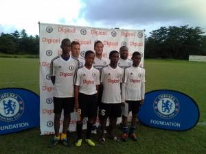 Student footballers