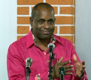 Skerrit said the budget will not be political