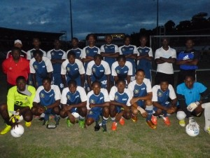 Dominica national football team expected to do well in Caribbean tournament