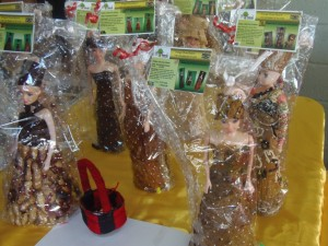 Products of young Dominican entrepreneurs on display in 2013