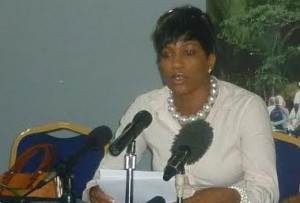 Cuffy-Jno Jules has stressed the importance of training for the tourism sector