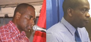 Both Skerrit and Linton are accusing each other of plagiarism
