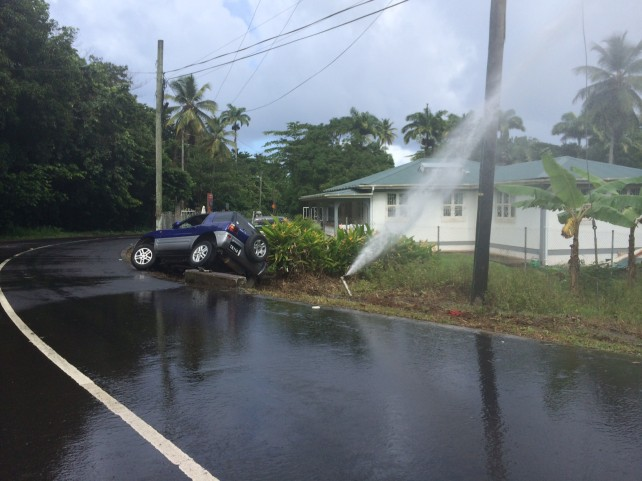 Pagua accident 2