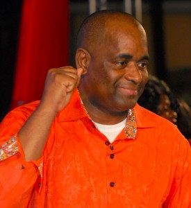 Skerrit said he is apologizing to anyone offended by his statement. Photo by the DLP