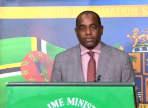 Skerrit said it is important for Dominicans to have access to the courts