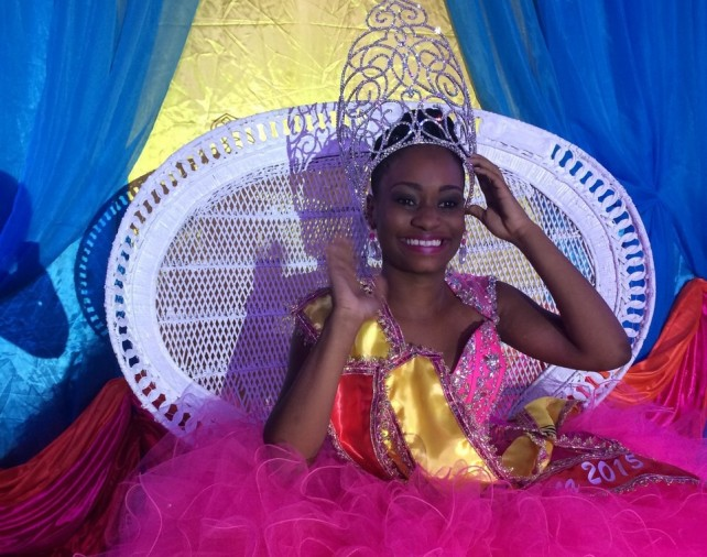 Miss Teen 2015