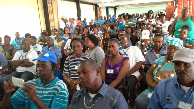 A section of audience at UWP delegates conference.jpg