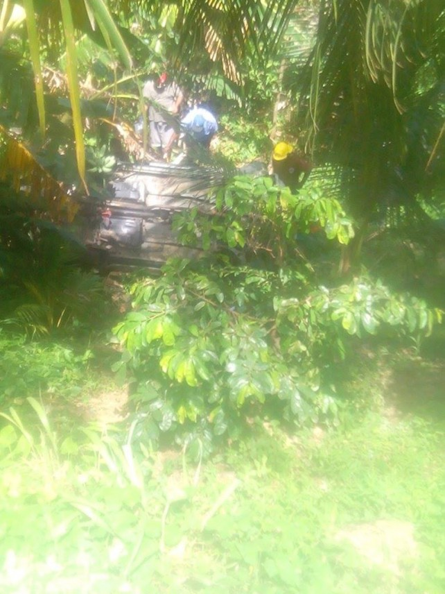 Accident in Point Carib 2