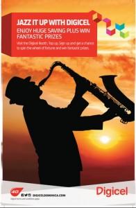 digicel jazz