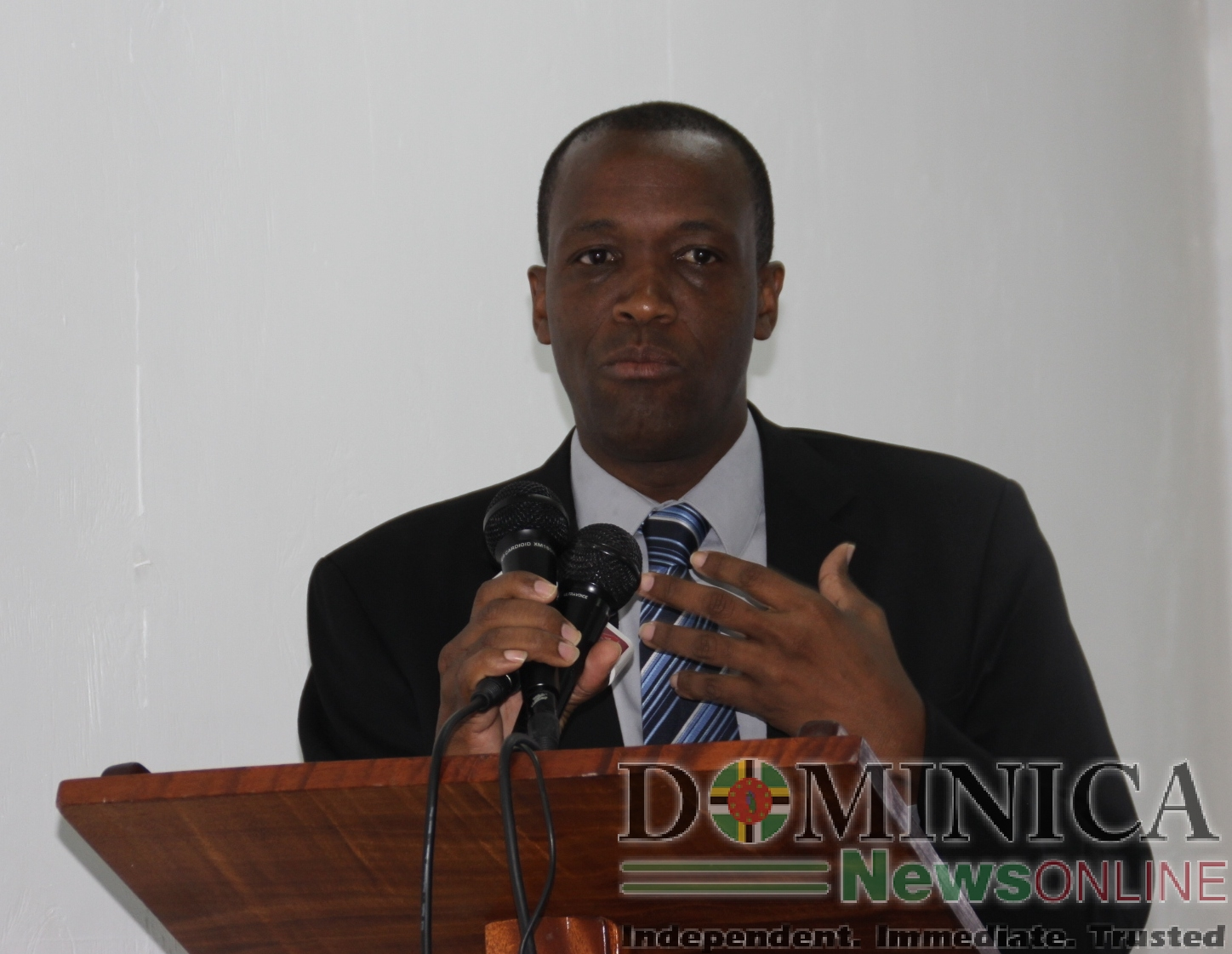 Dr  Thomson Fontaine gets top economic job in South Sudan – Dominica