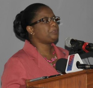 Azille-Lewis said the protocol for reporting child abuse is important
