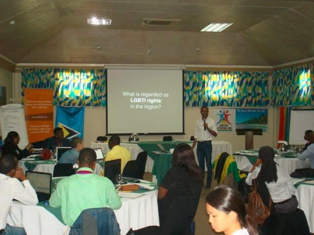 The meeting is being held in Grenada