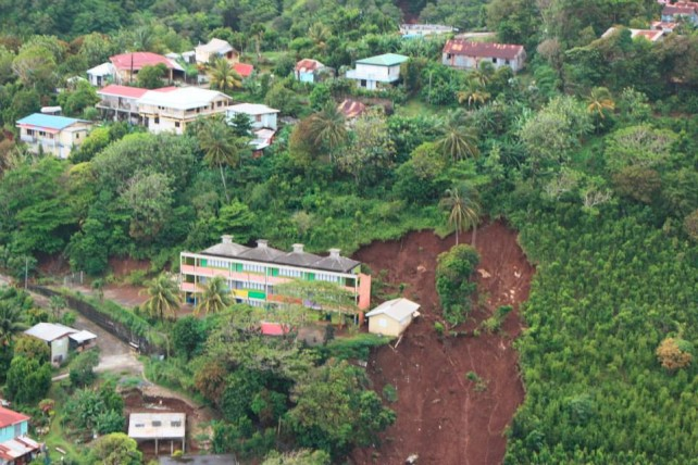 Petite Savanne is among communities named special disaster areas