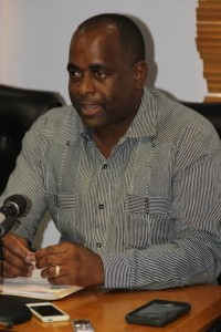 Skerrit said there are no authorities in the world that is interested in him