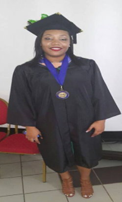 Janessa Coipel, Hospitality Mangement (top student) with 4.0)