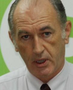 Kieron Pinard-Byrne said he was defamed by Linton. Photo: the Sun Newspaper