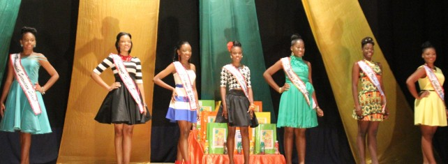 The contestants were launched on Wednesday
