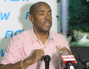 Cuffy lamented the small scale production of Carnival