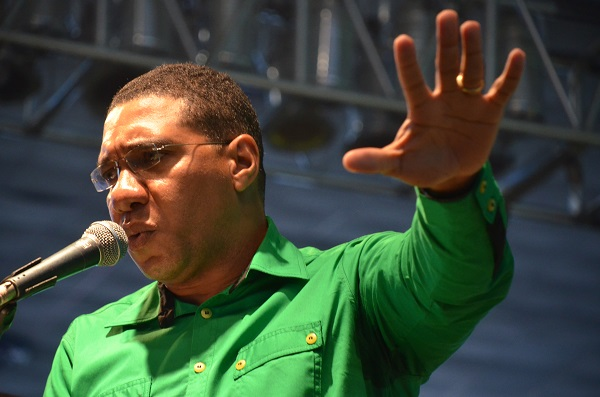 Andrew Holness is Jamaica's Prime Minister-Elect
