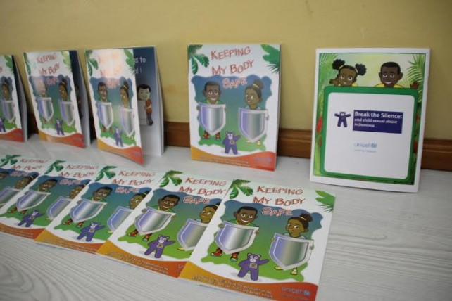 Copies of the book