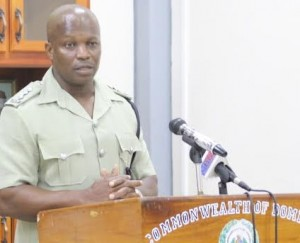 Valentine said the police will implement strategies for a safe environment