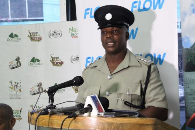 Valentine said the police will be felt not only seen