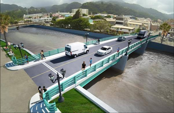 Controversy has developed over the contract for the West Bridge Project