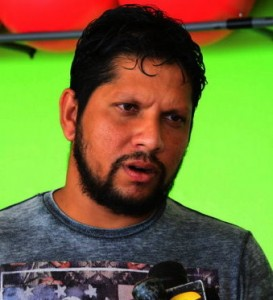 Sarwan is  the latest to criticize the WICB. Photo: Stabroek News